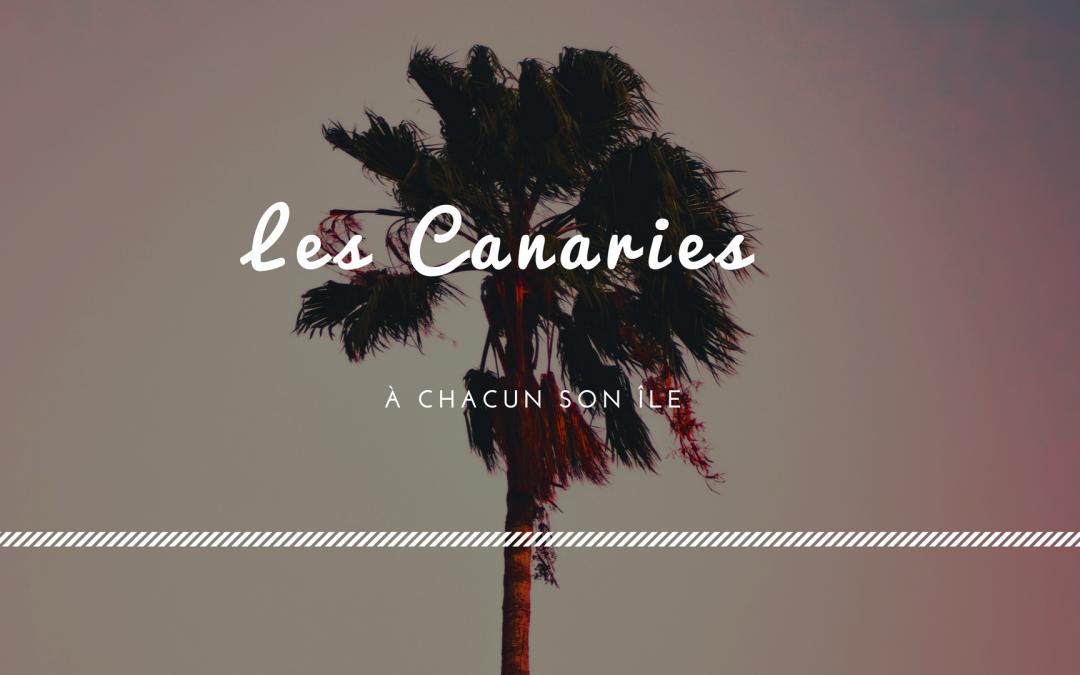Découvrir l'archipel des Canaries