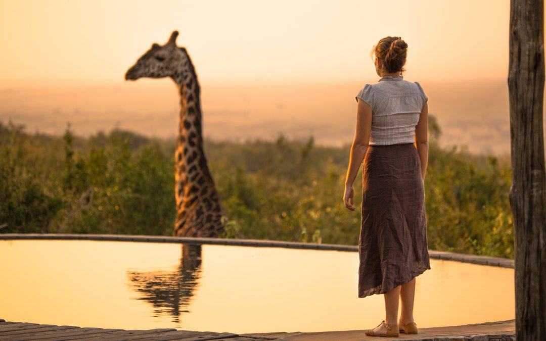Le guide du Kenya
