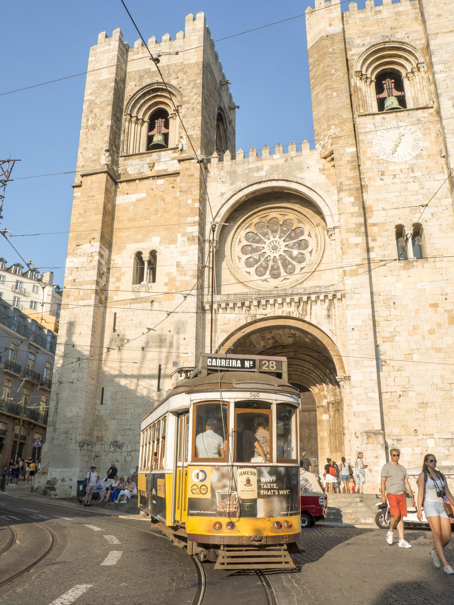 Mon guide des quartiers de Lisbonne