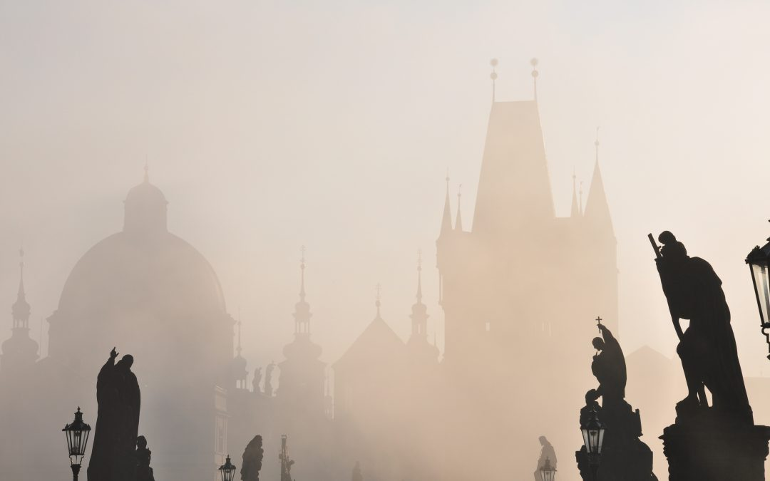 Prague la cite hantee Halloween special